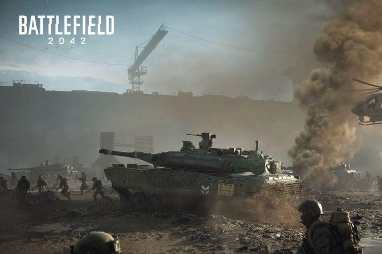 Spesifikasi PC Battlefield 2042