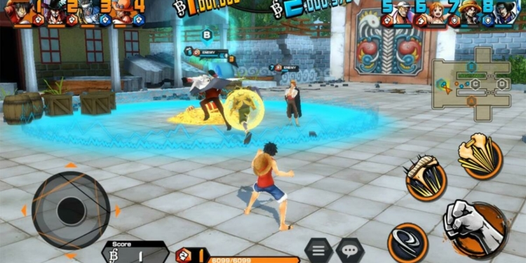 Game Android One Piece 2