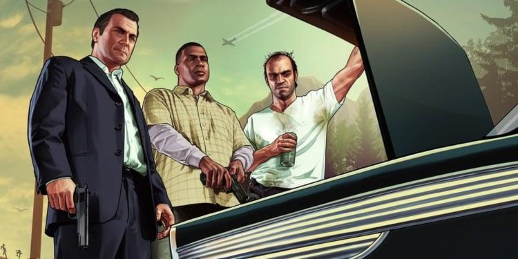 Penjualan GTA V tembus 150 juta
