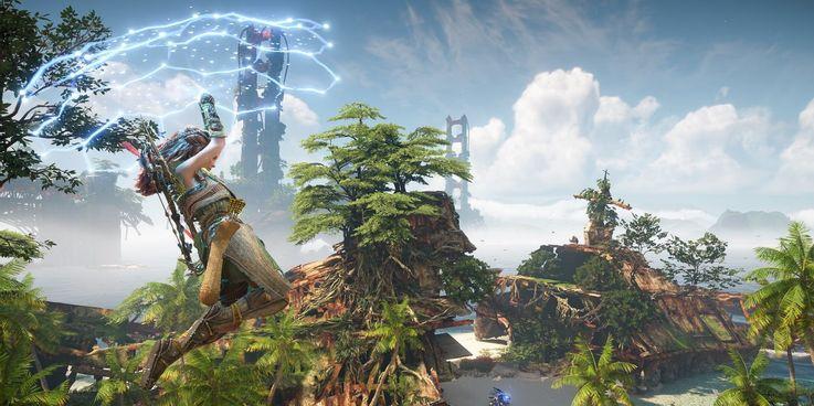 Horizon Forbidden West 1