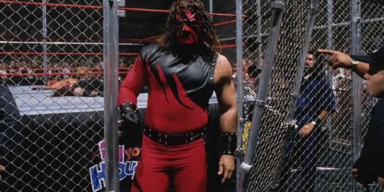 pegulat WWE hell in a cell