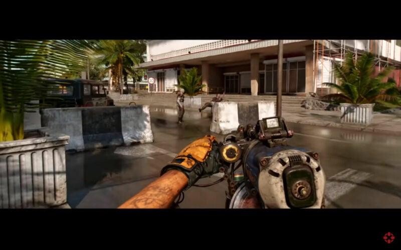 senjata unik far cry 6