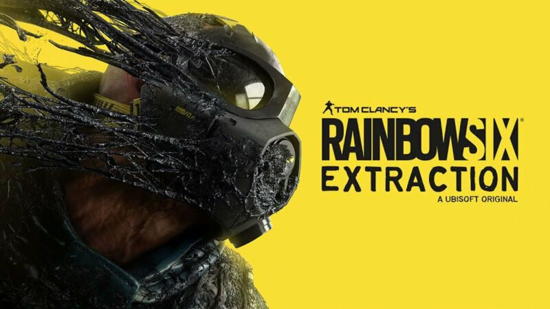 trailer rainbow six extraction