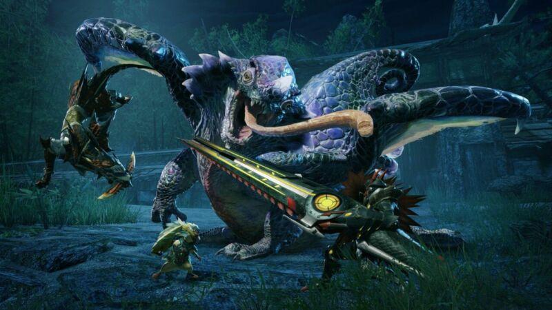 Monster Hunter Rise 2