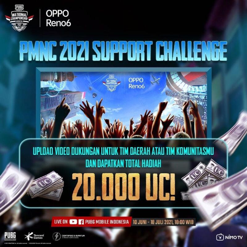 Pmnc 2021 Support Challenge