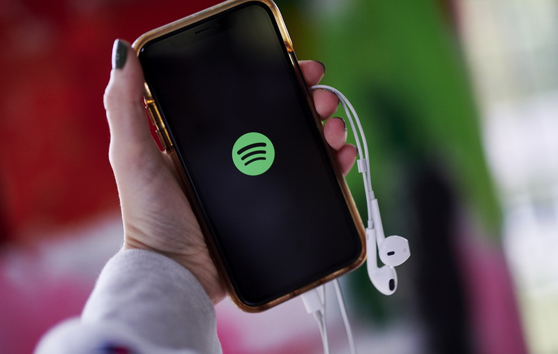 seri Spotify netflix