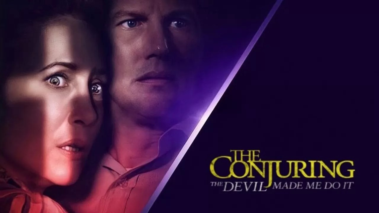 Review The Conjuring: The Devil Made Me Do It