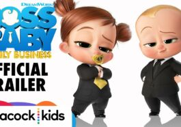 Trailer The Boss Baby Family Business