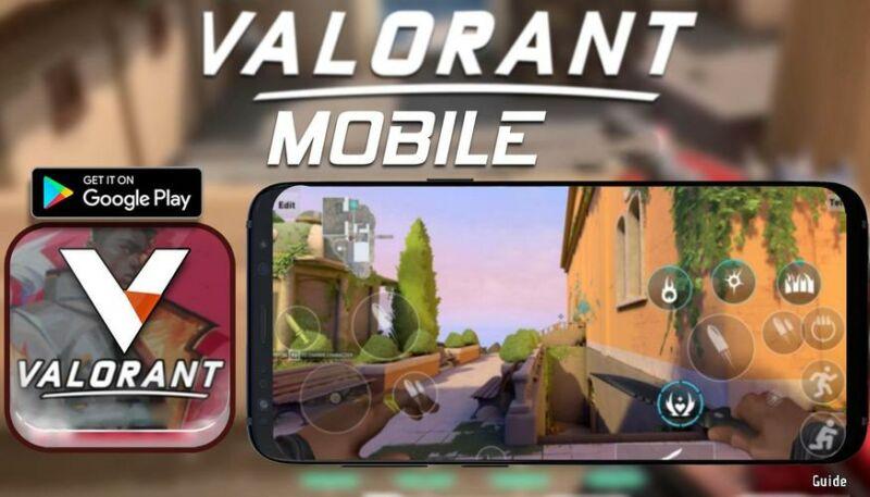 Valorant Segera Tuju Platform  Mobile