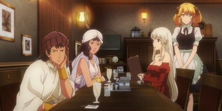 Anime Isekai Shokudou Perlihatkan Pv Terbaru Untuk Season Keduanya