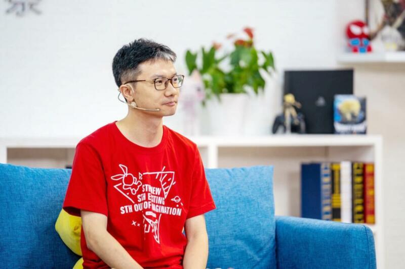 Founder Mihoyo