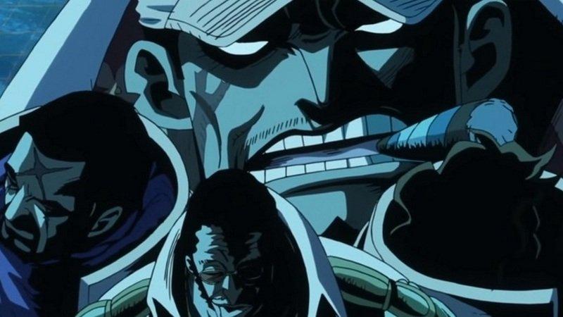 Kekuatan Dasar Admiral Sudah Pasti Kuat   Admiral Bisa Mengalahkan Kaido