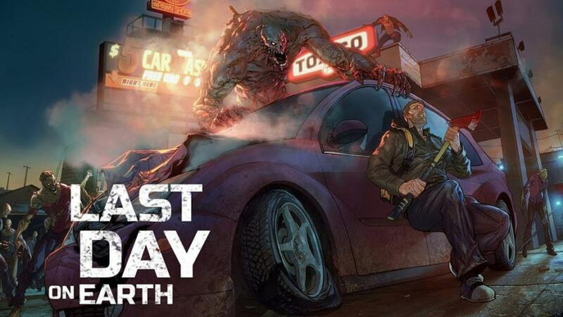 game survival android- Last Day On Earth