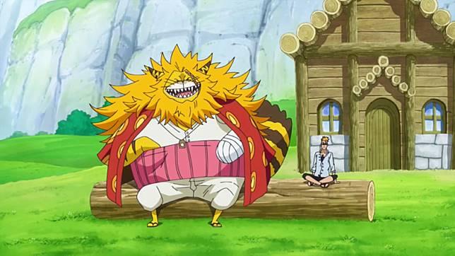 Menepati Janji Untuk Selalu Membantu Luffy
