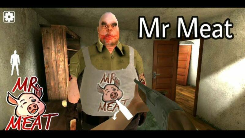 Mr Meat Horror Escape Room