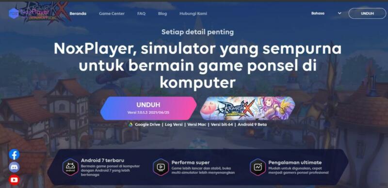 sausage man emulator- Nox Player