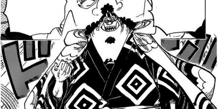 Pertarungan Jinbe Vs Who's Who, Manga One Piece Chapter 1018