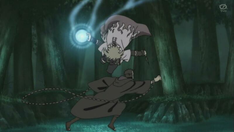 Salah Satu Ninja Terkuat