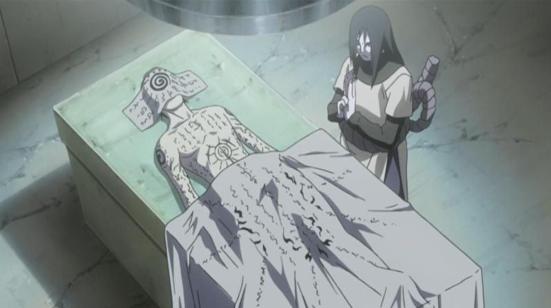 Terlambat Mencegah Orochimaru