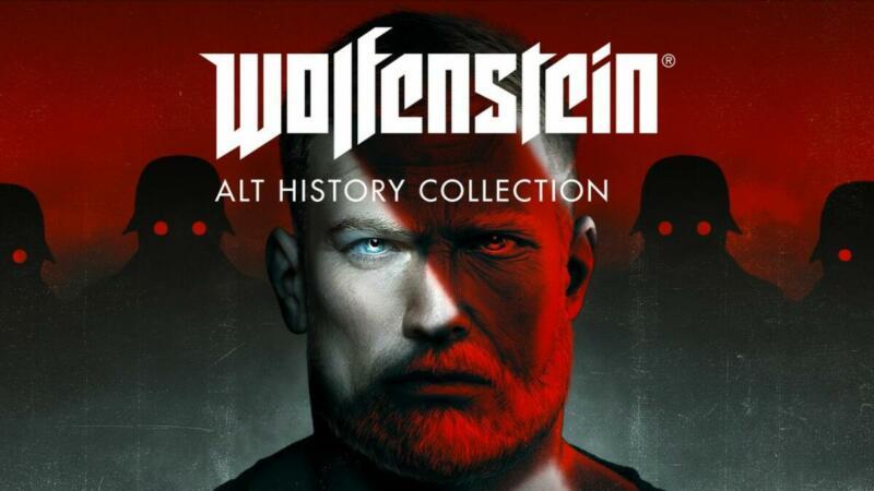 Wolfenstein Alt History Colection