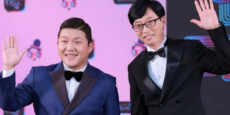 Yoo Jae Suk & Jo Se Ho | Koreaboo