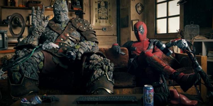 Deadpool Dan Korg Free Guy