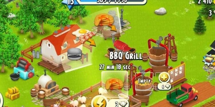 Game Farm Android Terbaik