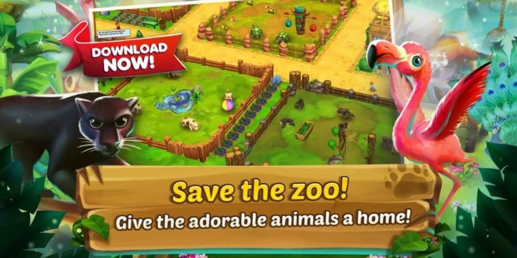 Game Kebun Binatang Android