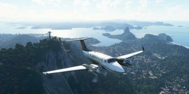 Game Simulasi Pesawat Android