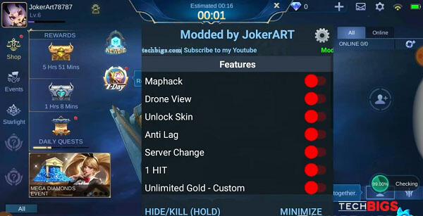 Joker Art Mod Ml 1