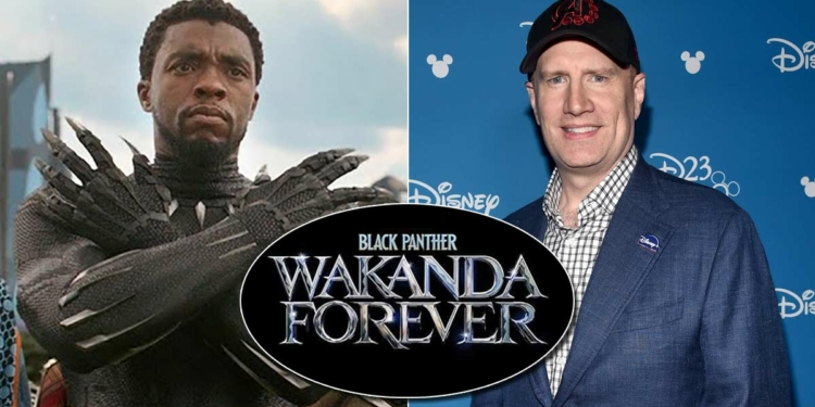 Kevin Feige Black Panther Wakanda Forever