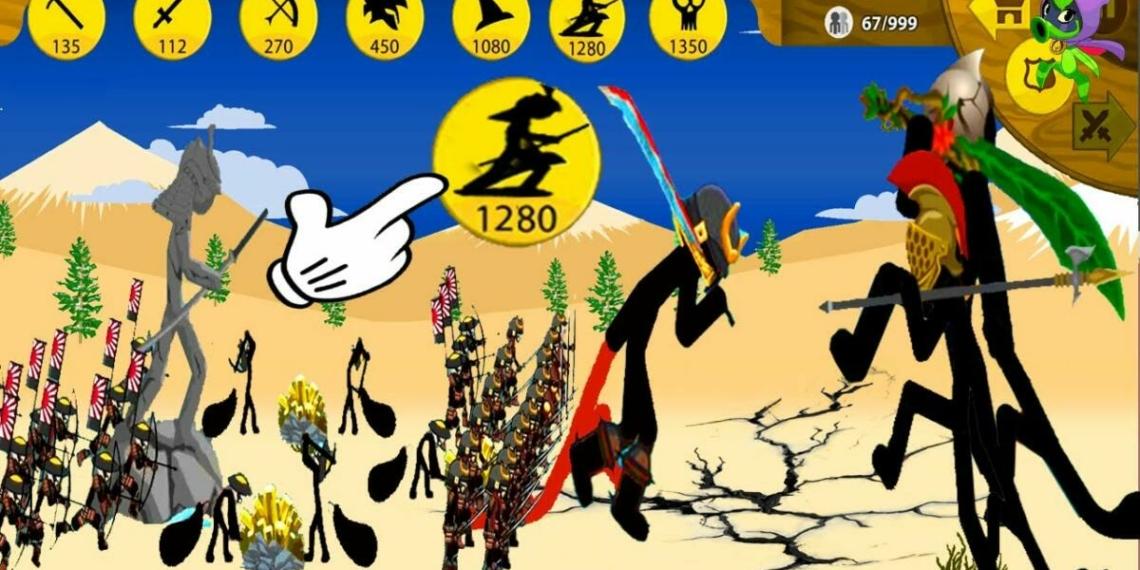 Stick War Legacy Mod Apk 1