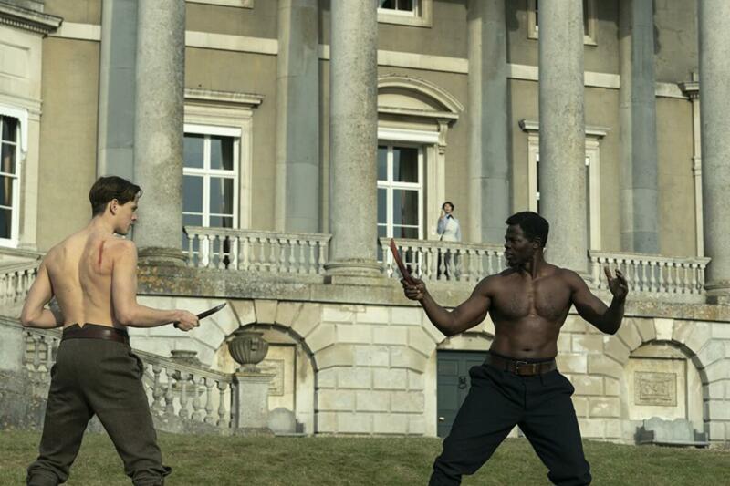 The King's Man Djimon Hounsou
