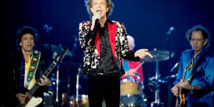 The Rolling Stones tur konser