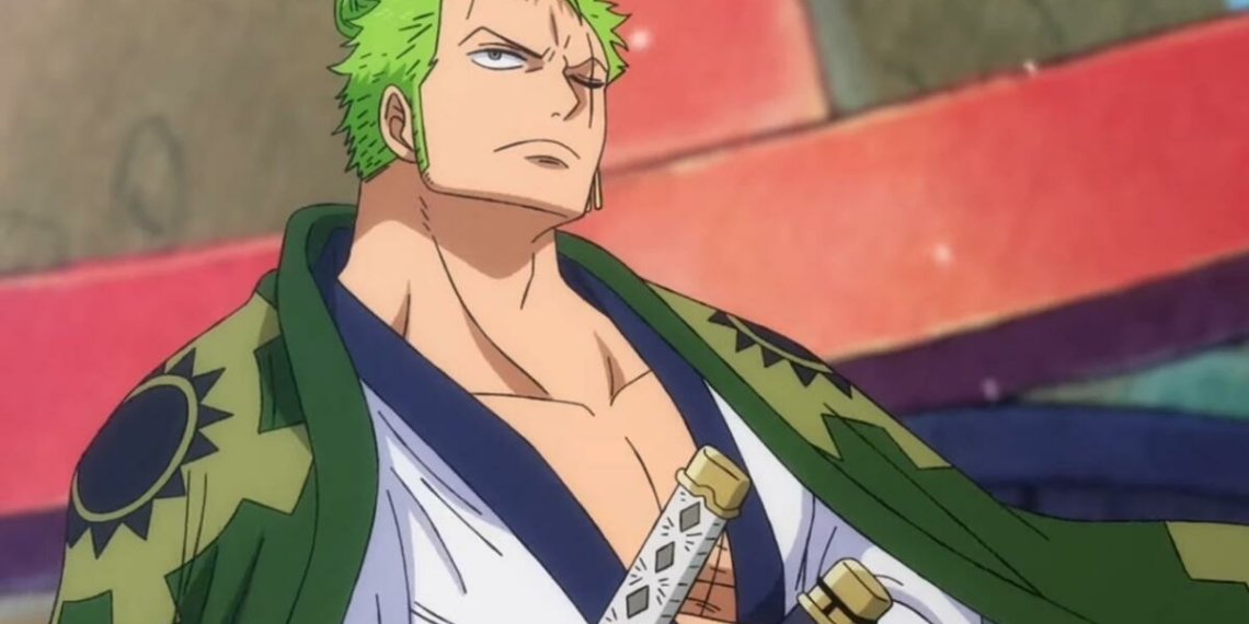 Apakah Roronoa Zoro Merupakan Keturunan Shimotsuki
