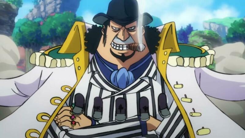 Capone Bege | Kawan Luffy yang membunuh orang