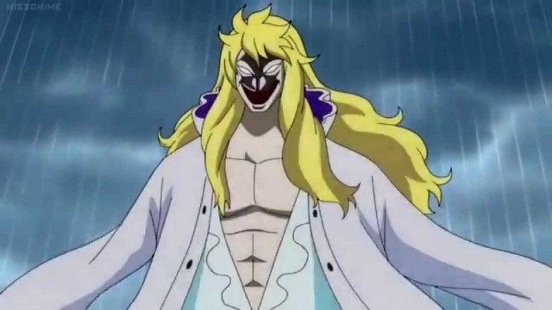 Cavendish | Kawan Luffy yang membunuh orang