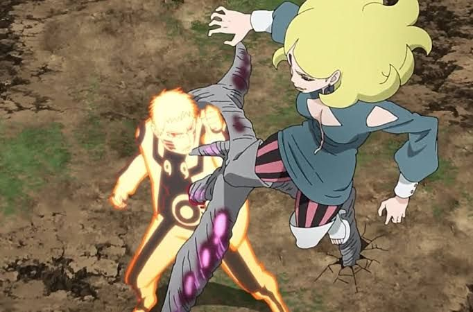Delta | Musuh kuat yang dilawan Naruto