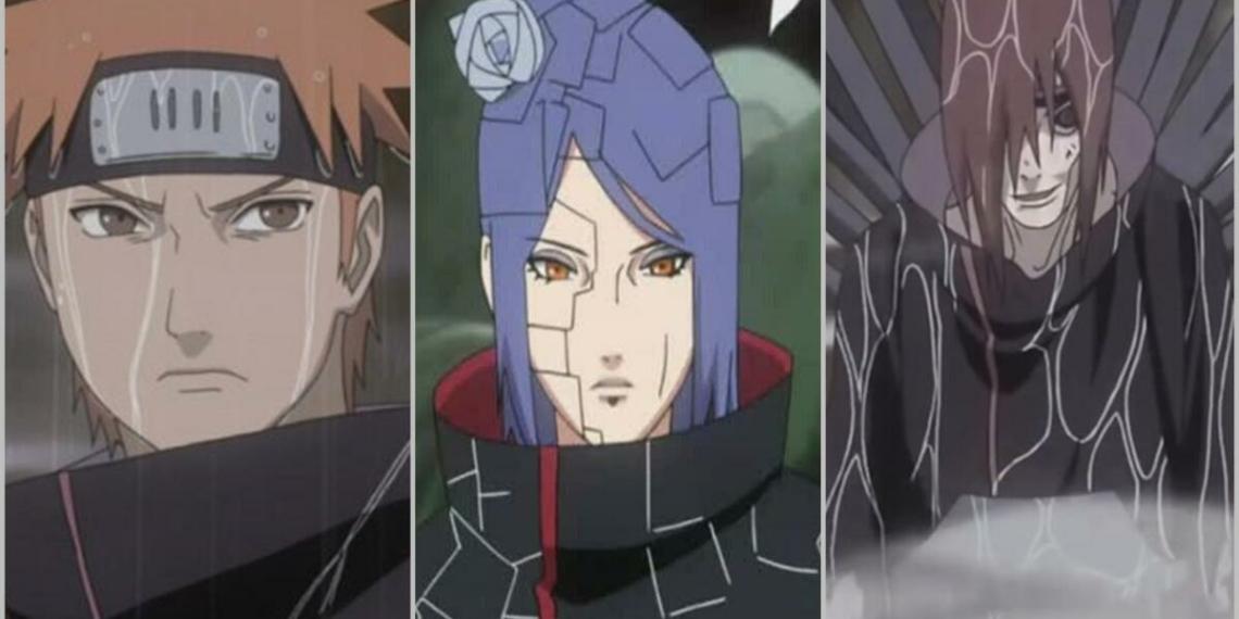 Inilah Kematian Yang Dialami Oleh Murid Jiraiya Di Naruto