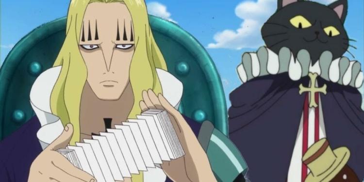 Inilah Momen Kekalahan Basil Hawkins Di One Piece
