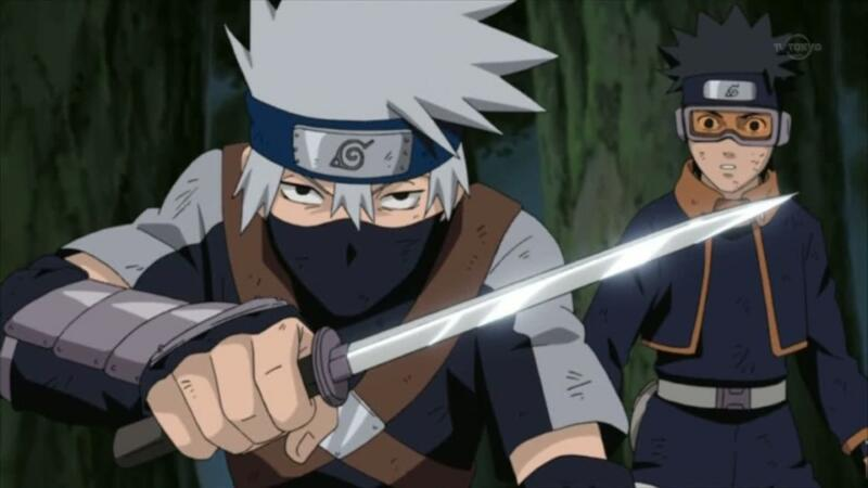 Kakashi Hatake | Ninja yang menjadi Jounin usia muda