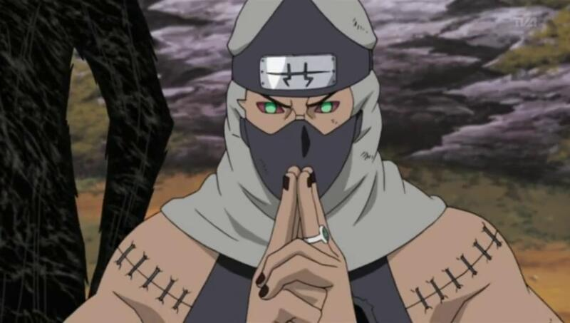 Kakuzu | Shinobi yang mencoba membunuh Hokage