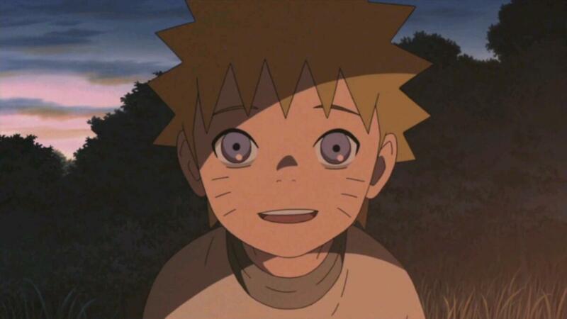 Naruto Uzumaki | Jinchuriki yang hidupnya menyedihkan