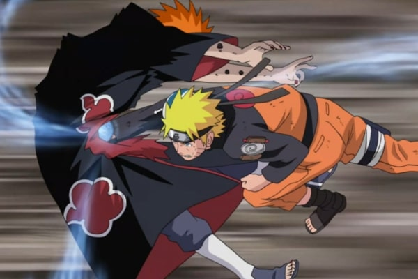 Pain | Musuh kuat yang dilawan Naruto