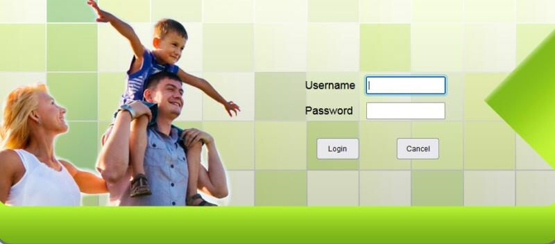 username password indihome