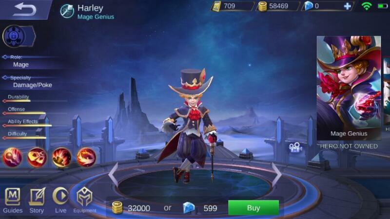 Alasan Harley Ban Mobile Legends 1