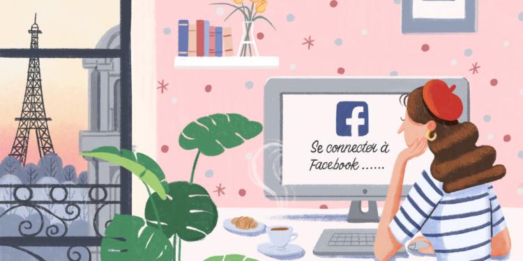 Mengganti bahas akun Facebook