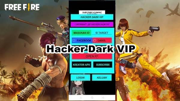 Hacker Dark