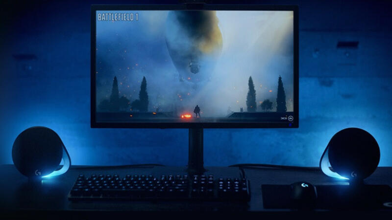 Logitech Adds Reactive Lighting To G560 Speakers G513 Keyboa Brxz