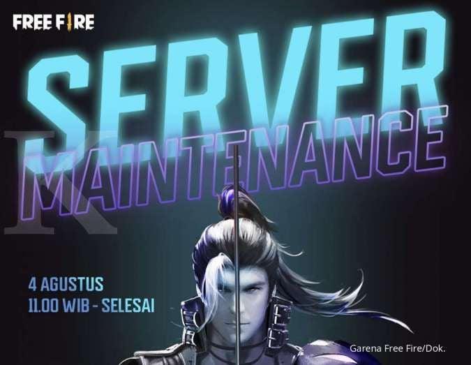 Maintenance Free Fire